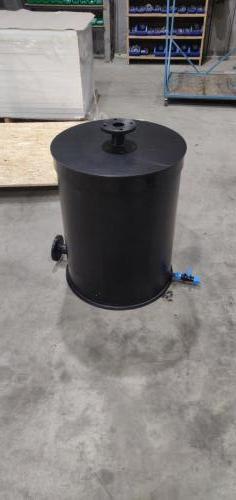 Odour control tank