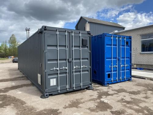 Containerized solutions